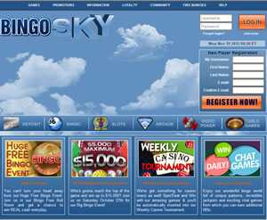 Bingo Sky welcomes USA Players