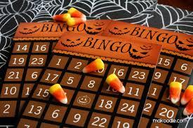 Bingo Hall Halloween Party