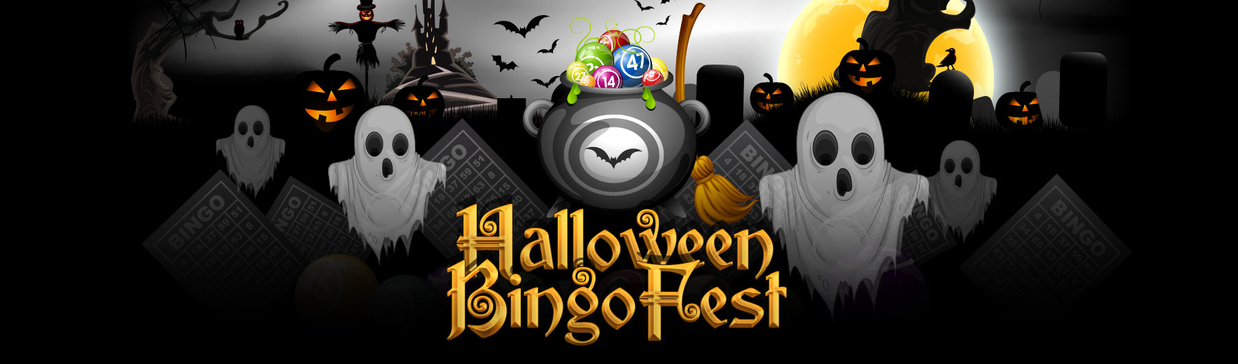 Halloween Bingo Fest