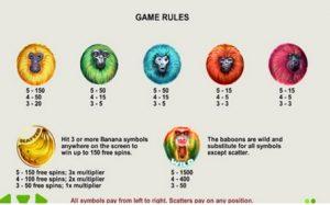 Monkeys Rules