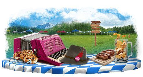 Slotoberfest Oktoberfest celebration