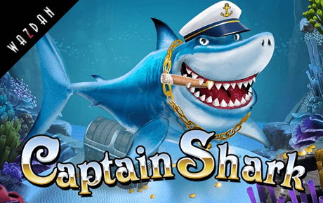 Wazdans Captain Shark Slot Winner
